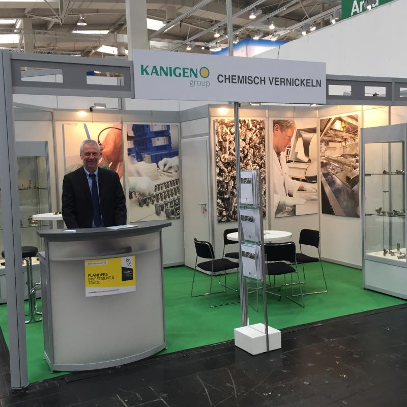 Surface Technology Messe 2018